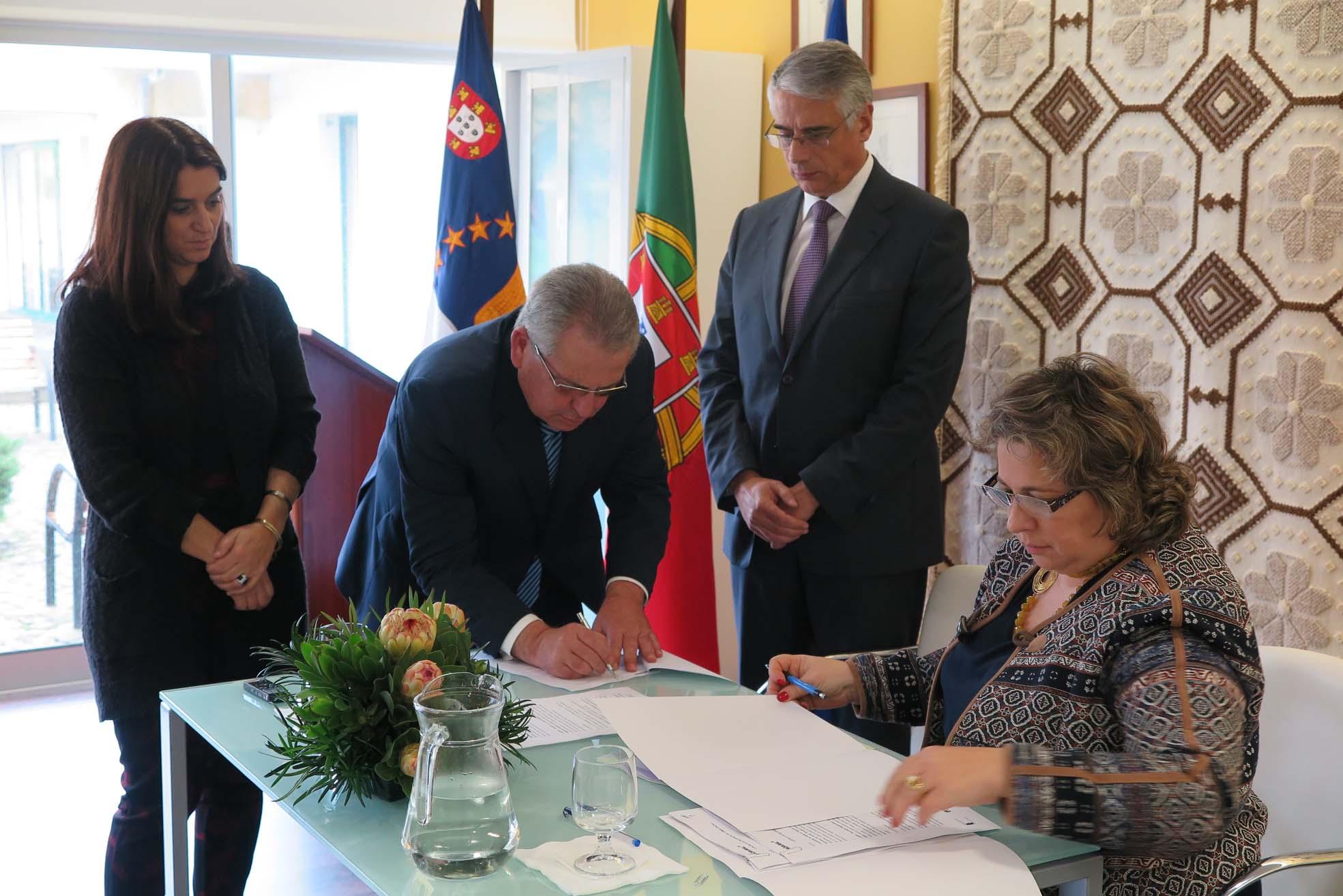 Luís Neto Viveiros destaca que, pela primeira vez, o LEADER abrange todas as freguesias dos Açores