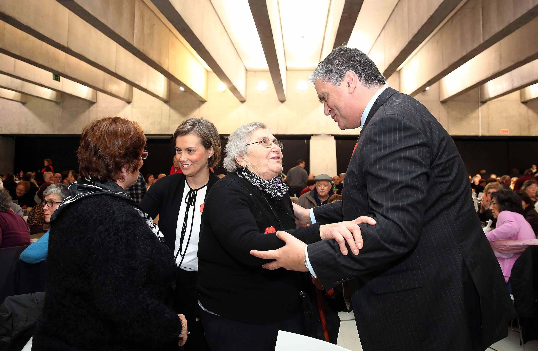 Medidas de apoio aos idosos também afirmam os Açores como Região solidária, afirma Vasco Cordeiro