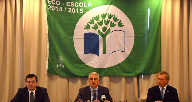 Luís Neto Viveiros destaca dedicação dos professores no sucesso do Programa Eco-Escolas nos Açores