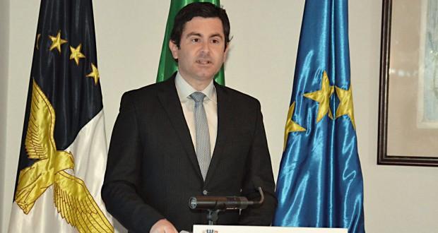 """Rodrigo Oliveira destaca importância de uma """"articulação de posições"""" entre as regiões autónomas dos Açores e da Madeira"""