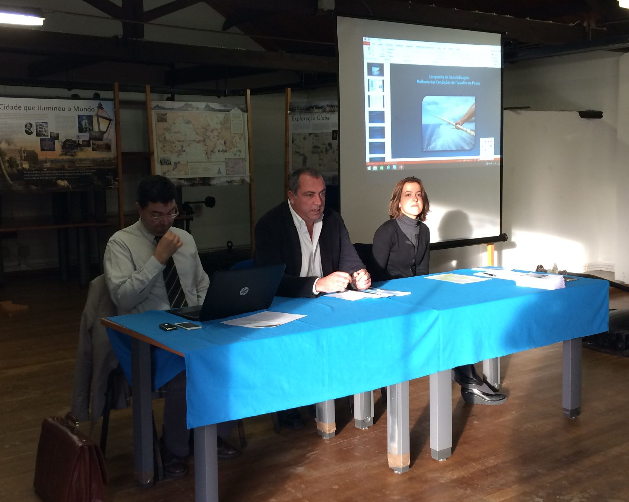 Governo dos Açores promove sessões de esclarecimento sobre contratos de trabalho na pesca