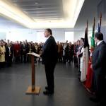 Vasco Cordeiro inaugura novo Centro de Saúde de Ponta Delgada, construído para melhor servir a saúde dos Açorianos