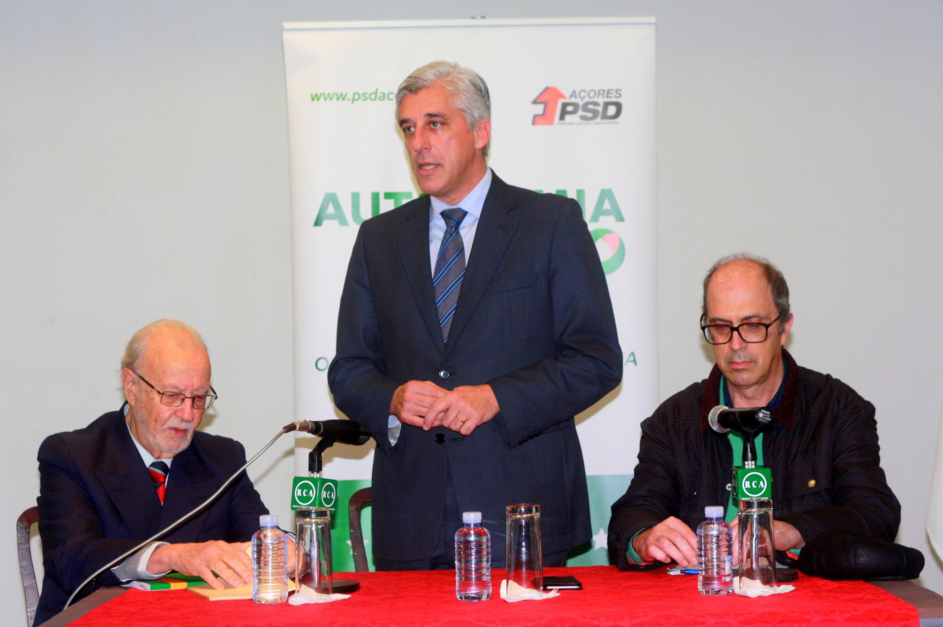 PSD/Açores tem trabalho feito e caminhos traçados para a reforma da Autonomia