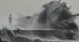 Proteção Civil alerta para previsão de agitação marítima em todo o arquipélago dos Açores