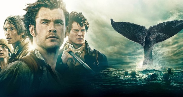 """Filme """"No Coração do Mar"""" em exibição no Auditório Municipal das Velas, a 22 e 23 de janeiro"""