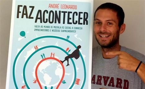 Diretora Regional da Juventude elogia atitude empreendedora do jovem André Leonardo
