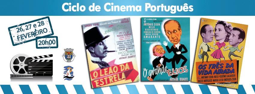 Auditório Municipal das Velas acolhe Ciclo de Cinema Português (c/áudio)
