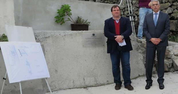 Obras a decorrer em ribeiras, no valor de 4,5 ME, são para proteger pessoas e bens, afirma Luís Neto Viveiros