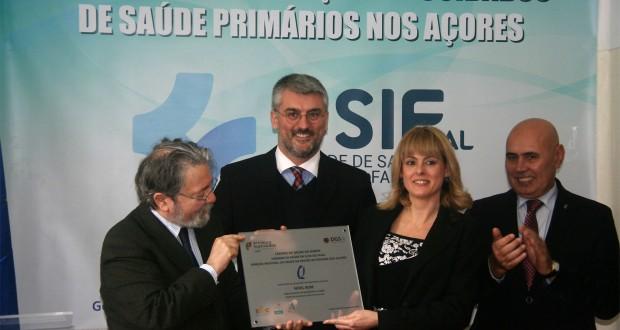 Unidade de Saúde de Ilha do Faial é a primeira nos Açores com certificado de qualidade