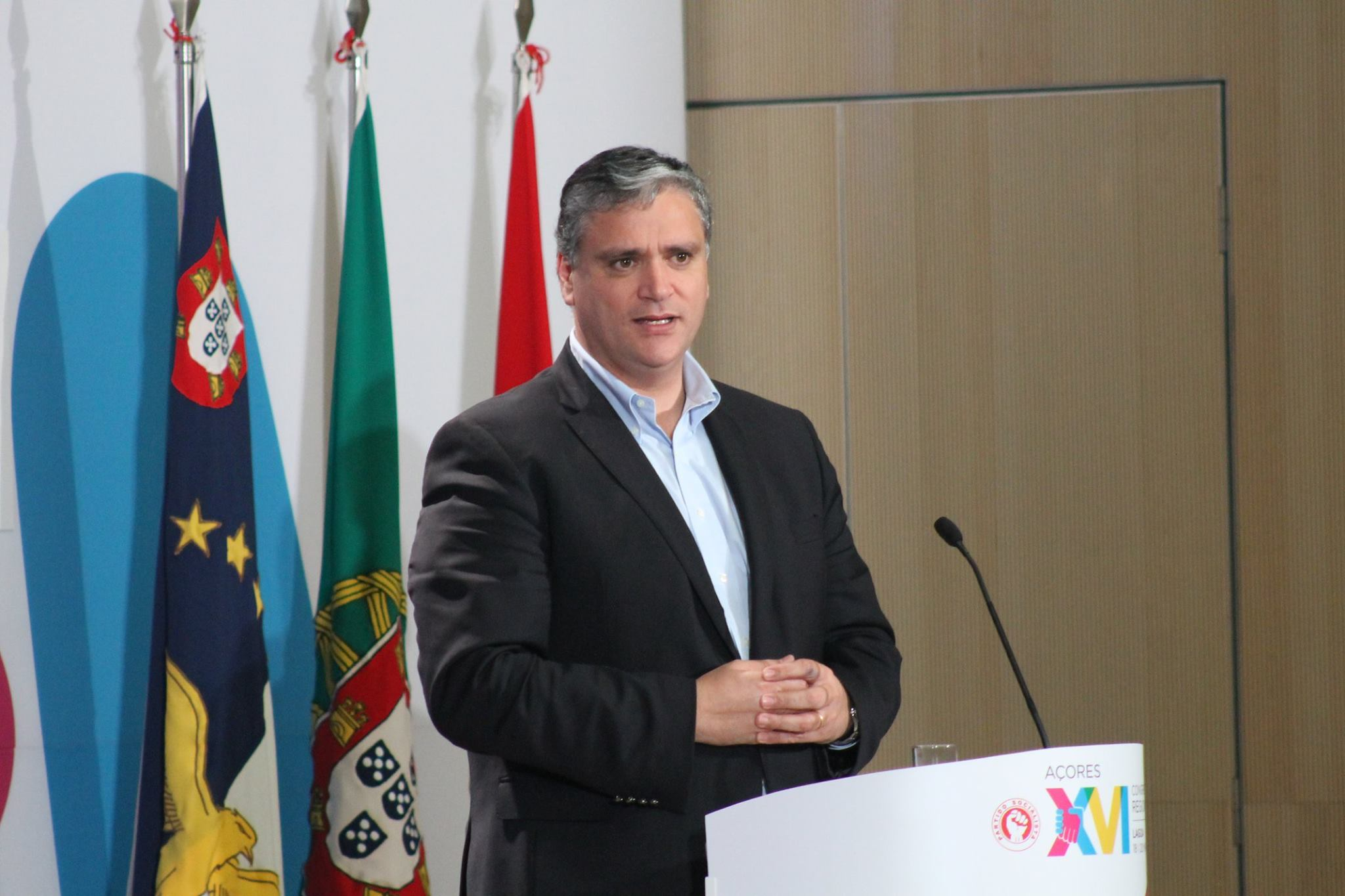 PS/Açores adota modelo de listas abertas, anunciou Vasco Cordeiro
