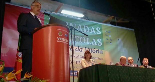 """Crise no setor do leite e laticínios """"é um problema europeu"""" que tem que ter """"uma solução europeia"""", afirma Neto Viveiros"""