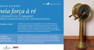 Museu de Angra do Heroísmo apresenta telégrafo de comando evocando os 'Dias de São Vapor'