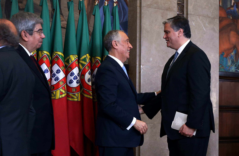 """Presidente do Governo considera """"positivas"""" referências do Presidente da República aos Açores e à Autonomia"""