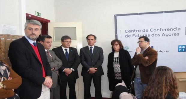 """Centro de Conferência de Faturas dos Açores vai permitir """"redução de erros de prescrição"""", afirma Luís Cabral"""