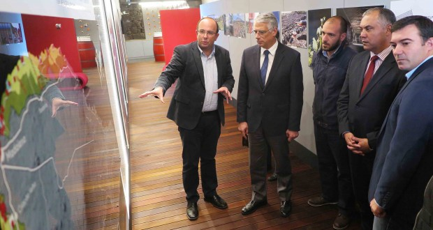 Investimentos de 2,5 ME reforçam oferta da ilha do Pico como destino de natureza, afirma Neto Viveiros