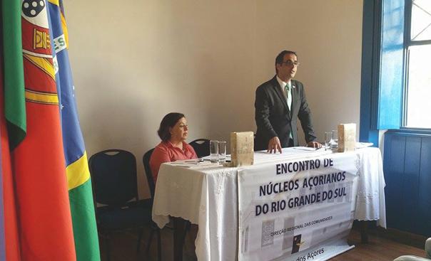 Diretor Regional das Comunidades salienta papel das Casas dos Açores na divulgação e promoção da Região