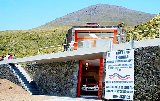 Governo dos Açores abre concurso para obra que melhora o acesso à Montanha do Pico