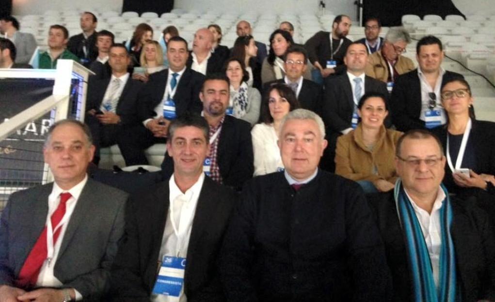 XXVI Congresso do CDS-PP: Artur Lima na Comissão Executiva e Açores com reforço nos órgãos nacionais