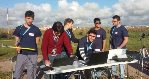 Equipa dos Açores vence Concurso Nacional do CanSat
