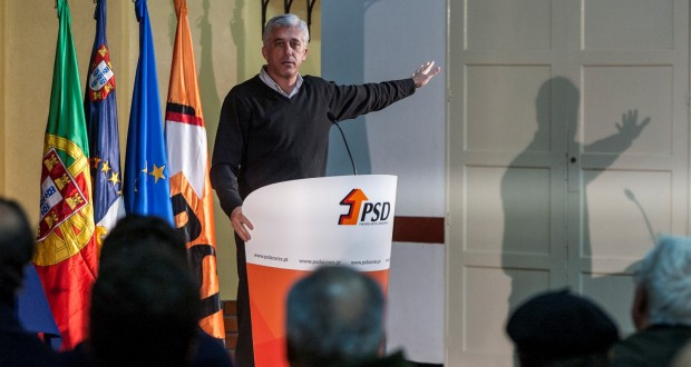 """Duarte Freitas afirma que vai criar """"verdadeira política agrícola"""" regional"""