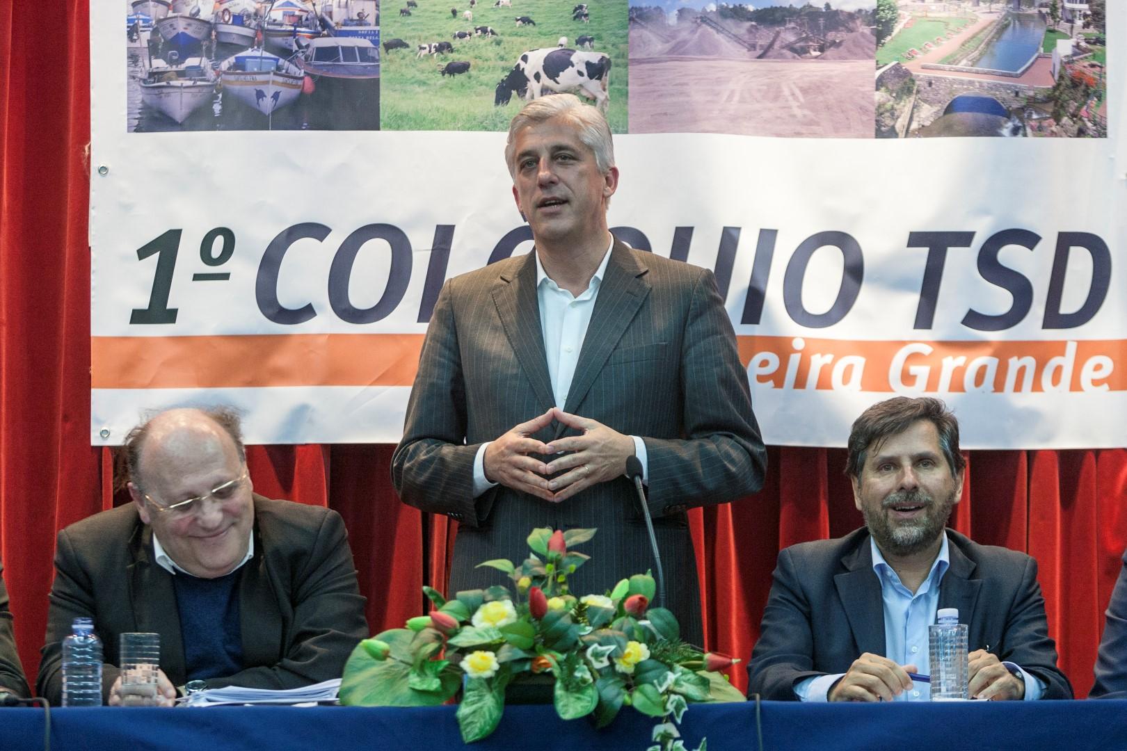 Duarte Freitas garante programas ocupacionais melhorados