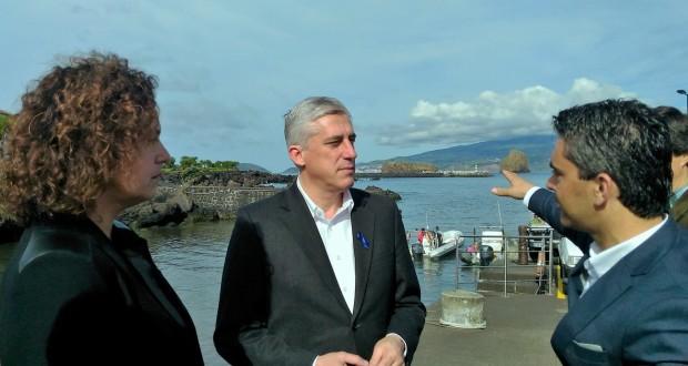 """Duarte Freitas quer """"ligação permanente"""" entre ilhas do Triângulo"""