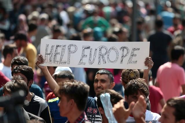 """Alunos acusam Europa de """"egoísta"""" e """"pouco solidária"""" perante o drama dos Refugiados (c/áudio)"""