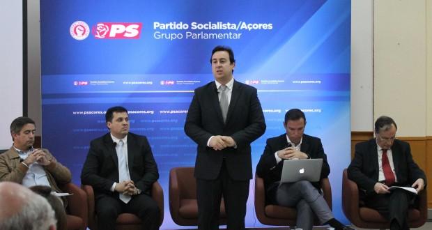 """""""É cada vez mais urgente que os governos português e norte-americano apoiem o Plano de Revitalização Económica da Ilha Terceira"""", sublinhou Berto Messias"""