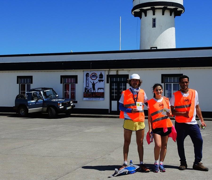 São Jorge de Ponta a Ponta – evento leva participantes a percorrerem 64 km (c/áudio)