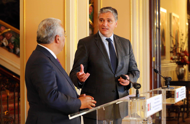 """Visita do Primeiro-Ministro permitiu criar """"verdadeira parceria a favor da Autonomia"""", afirma Vasco Cordeiro"""