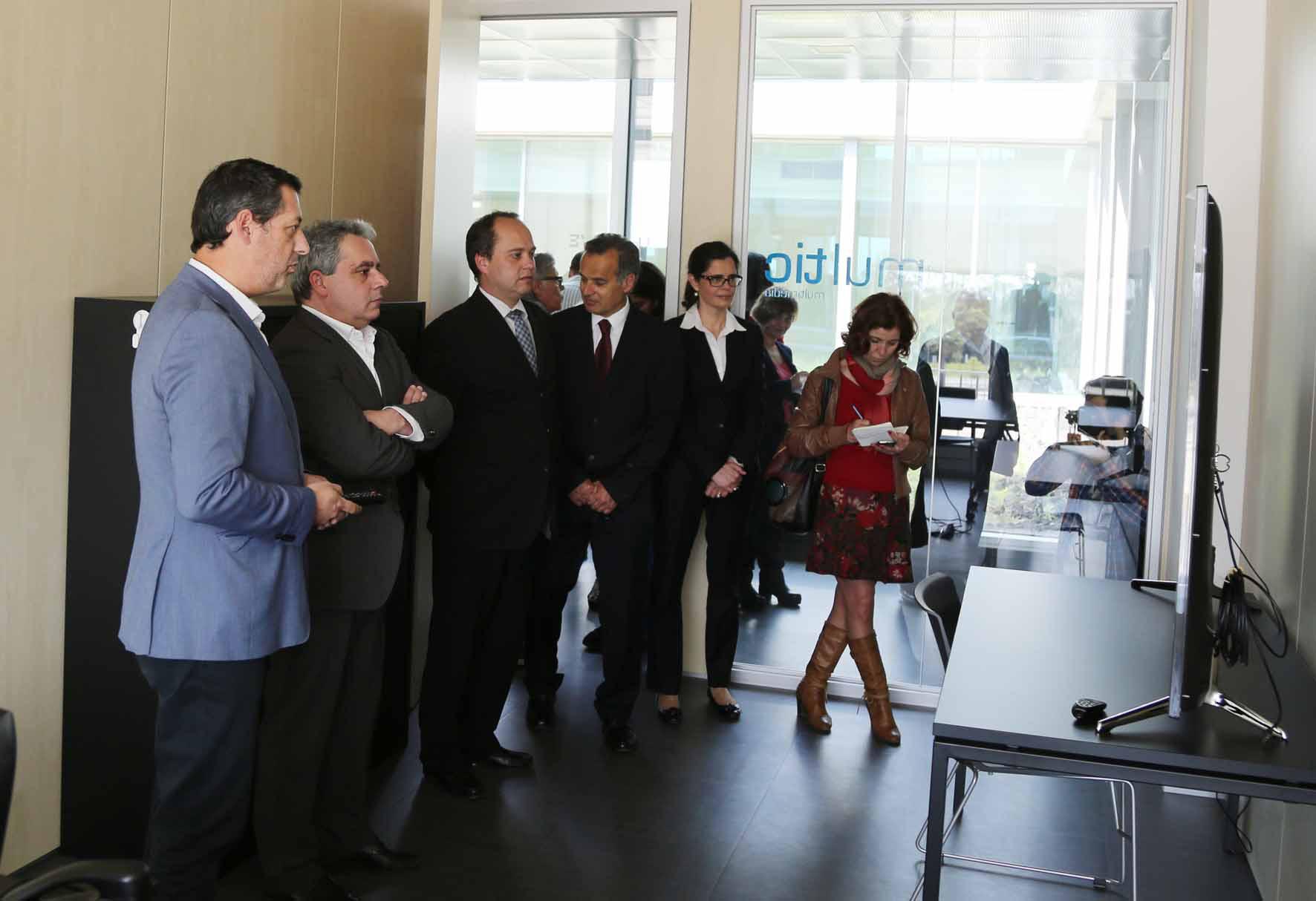 Primeira incubadora da Rede Regional de Incubadoras de Empresas dos Açores foi inaugurada esta quarta-feira