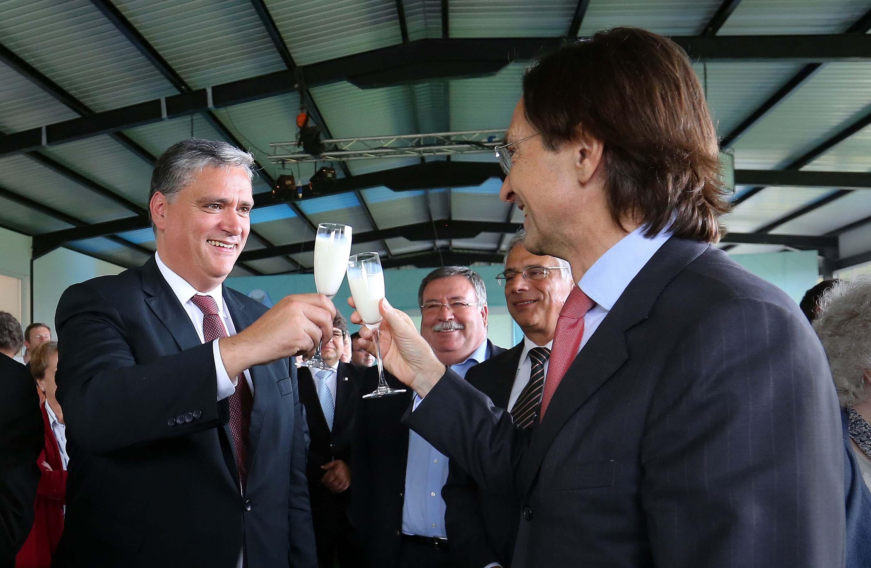 Vasco Cordeiro destaca importância da união entre a produção e a indústria para o setor leiteiro vencer tempos desafiantes