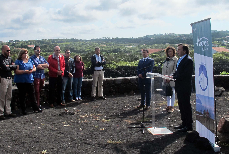 """Prova """"Quilómetro Vertical do Pico"""" está em sintonia com o posicionamento estratégico do Destino Açores, afirma Vítor Fraga"""