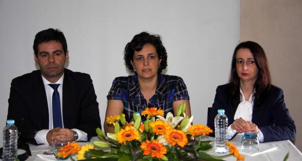Partilha de dados entre as instituições é essencial à evolução das políticas, afirma Andreia Cardoso