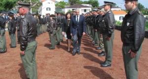 Governo dos Açores desencadeou processo de revisão do Estatuto da Polícia Florestal, anuncia Neto Viveiros