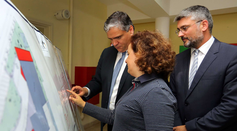 Presidente do Governo anuncia investimentos de 2,5 milhões de euros nos centros de saúde das Velas e da Calheta