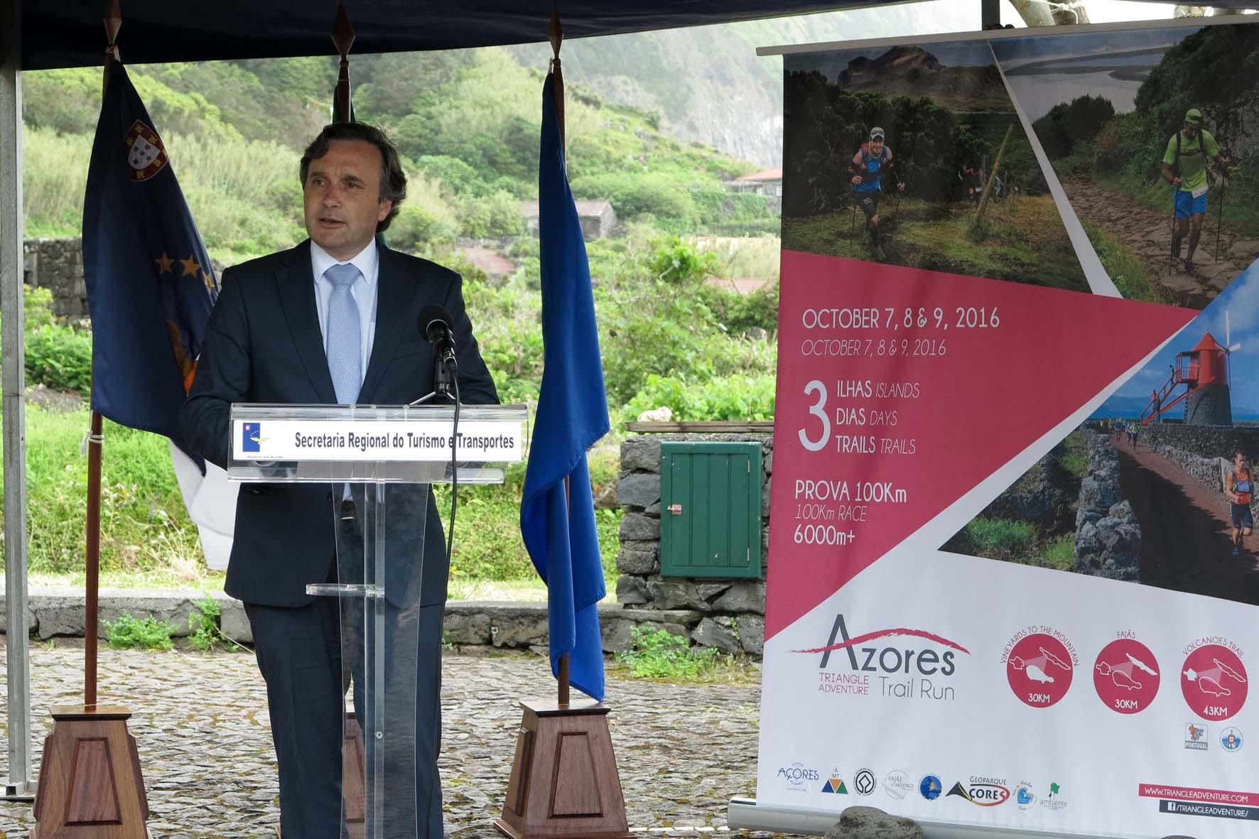 Vítor Fraga anuncia reforço de lugares disponíveis no transporte aéreo de e para São Jorge no verão IATA