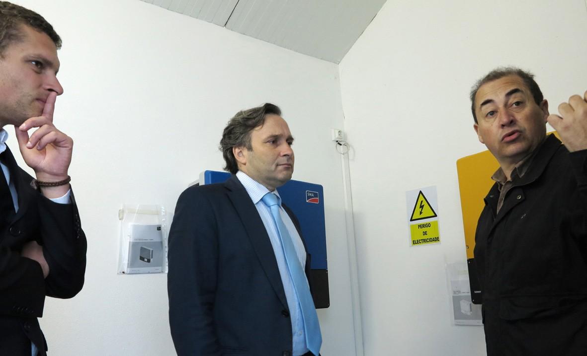 Opções estratégicas do Governo dos Açores levam ao aumento da taxa de penetração de energias renováveis