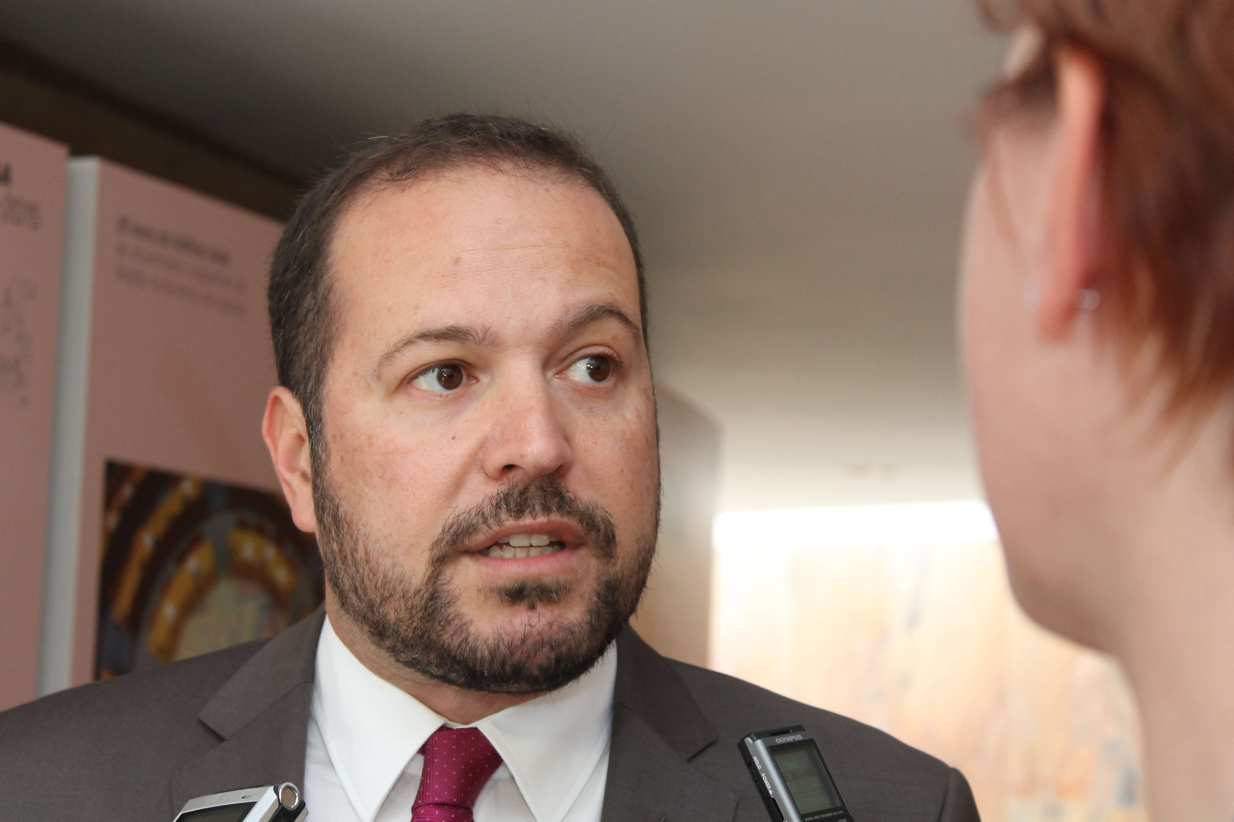 """""""Descida do desemprego comprova a retoma da Economia nos Açores"""", sublinhou Francisco César"""