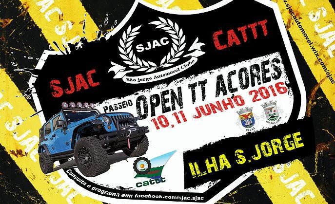 São Jorge Automóvel Clube promove Open TT Ilha de São Jorge em Junho