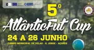 V AtlânticFut Cup decorre no próximo fim-de-semana com a presença de mais de 200 atletas (c/áudio)