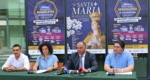 Festas da Madalena apresentadas