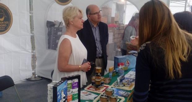 Atum de Santa Catarina e Queijo de São Jorge procuram oportunidades de negócio em Bruxelas (c/áudio)