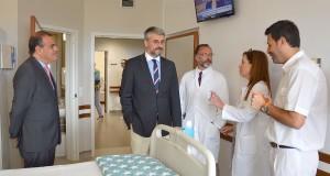 Primeira Unidade de Cuidados Paliativos hospitalares nos Açores foi hoje inaugurada