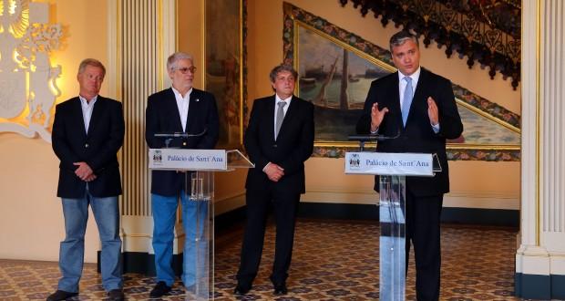 Situação dos lesados do Banif exige solução urgente, afirma Vasco Cordeiro