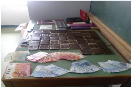 Detidos dois Indivíduos por Tráfico de Estupefacientes, em São Jorge