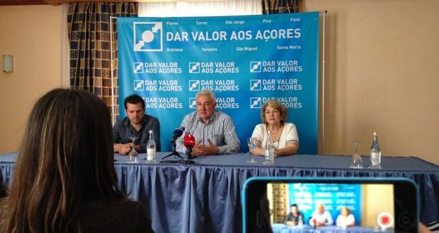 Eleições Regionais 2016: CDS-PP apresenta Rui Martins como cabeça de lista pela ilha do Faial