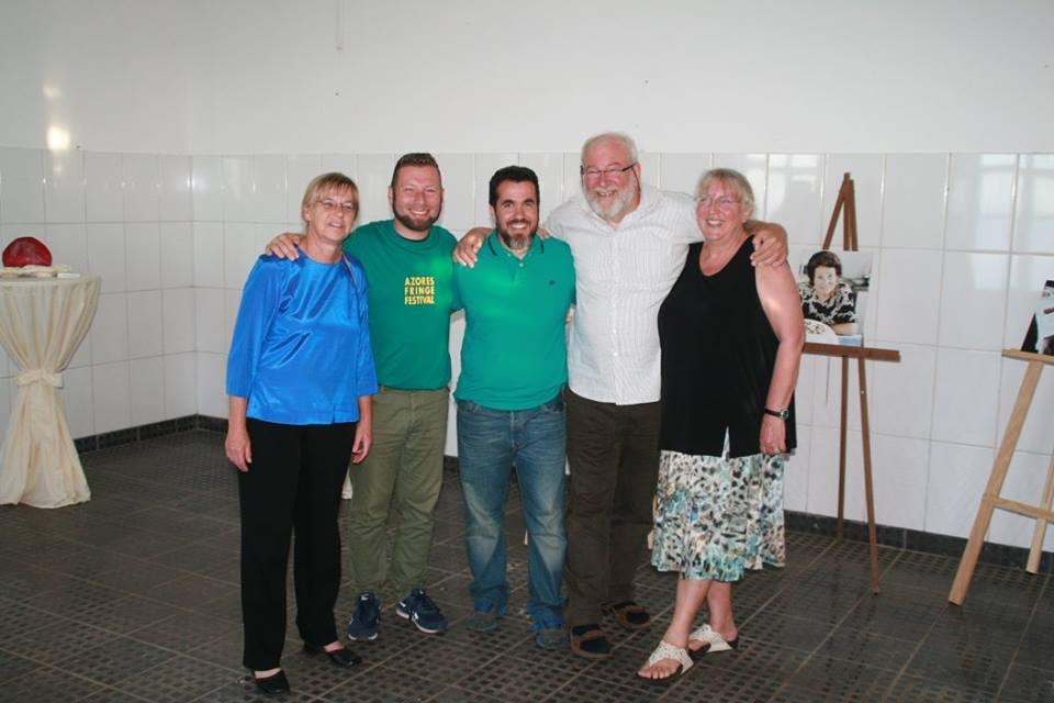 Atelier de Kaasfabriek acolhe o Fringe em São Jorge