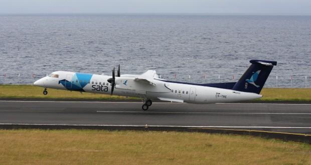 PSD quer explicações sobre pernoita de um avião da SATA na Horta