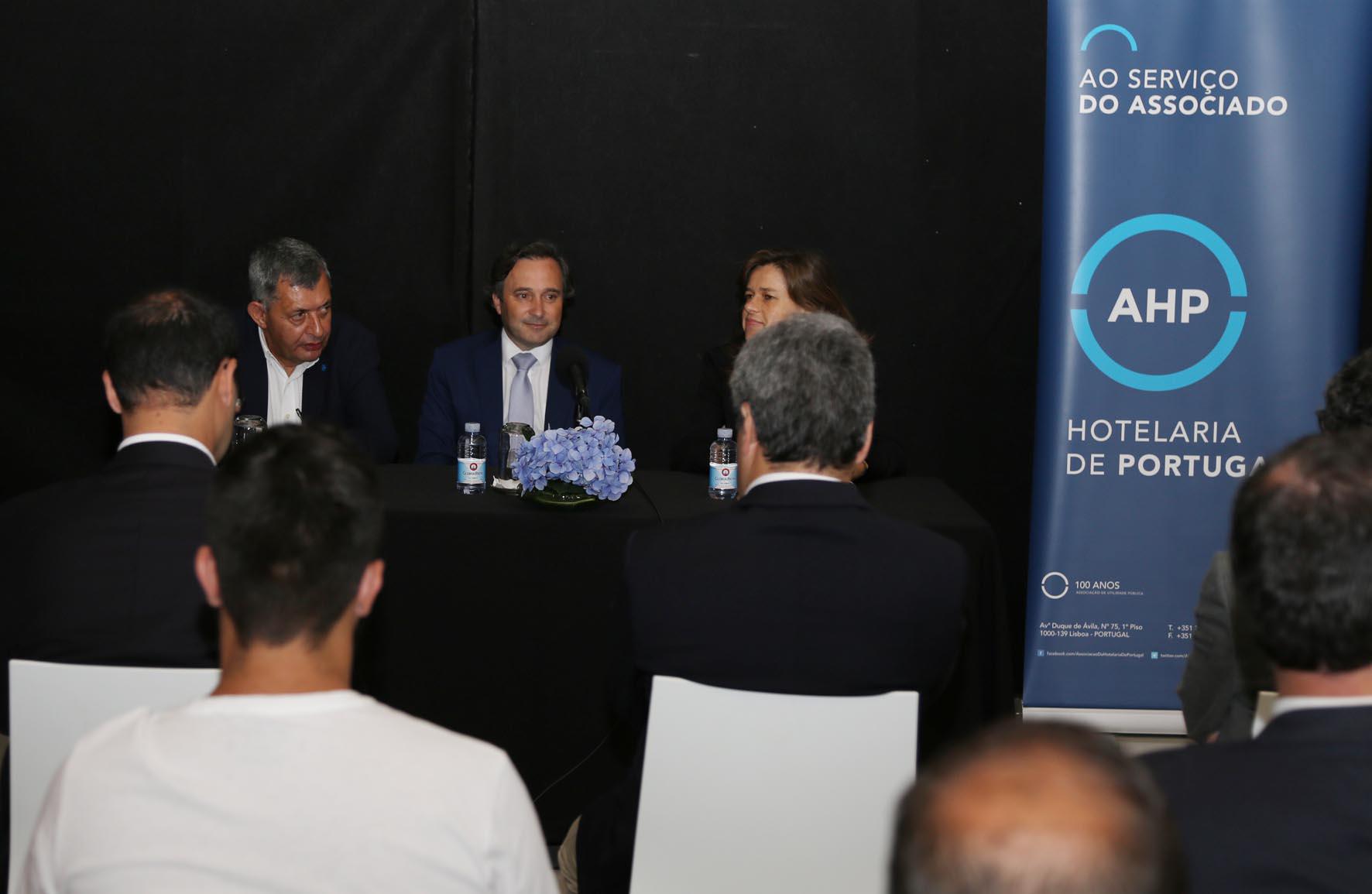 Bom momento do turismo regional deve ser encarado como ponto de partida para afirmação do destino, afirma Vítor Fraga
